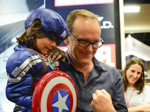 With Kid Captain America