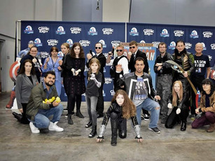 Cincinati Comic Expo 2018 Group Picture
