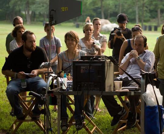 Clark Gregg directing Choke