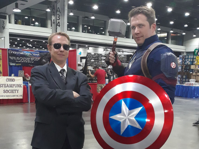 Coulson and Cap