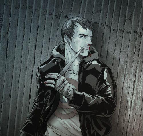 Phil Coulson Fan Art