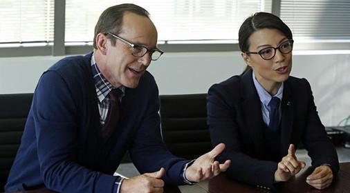 Coulson and May - Season 2