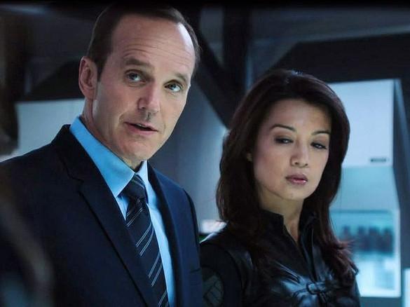 Coulson and May Season 1