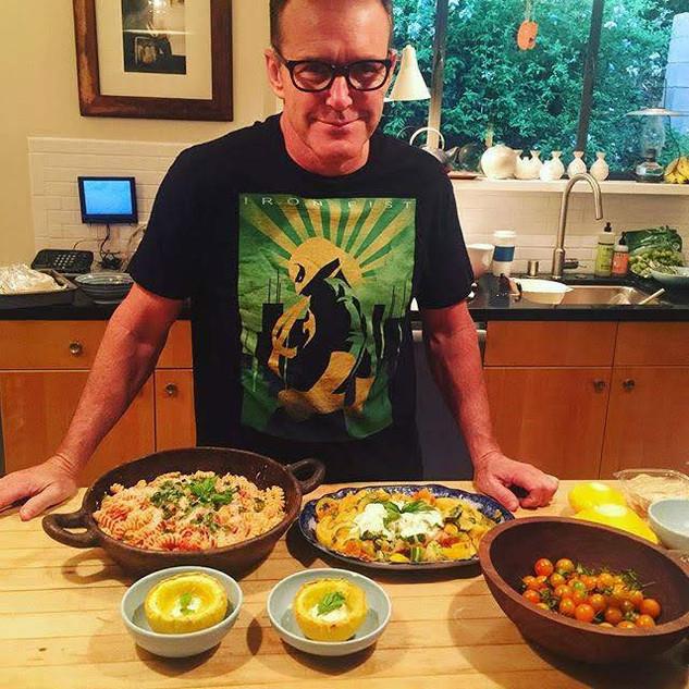 Clark Cooking