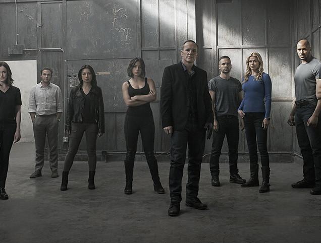 Clark Gregg.  Agents of S.H.I.E.L.D.