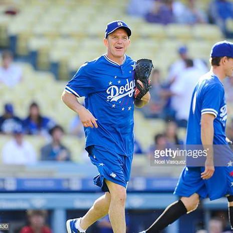 Clark Gregg, Dodgers Celeb. Game