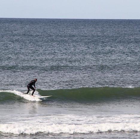 Clark Gregg Surfing