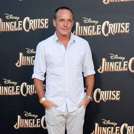 Clark at Jungle Cruise premiere