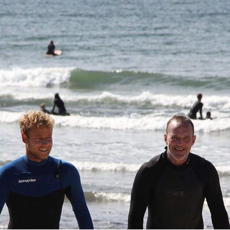 Clark Gregg Surfing (2018)