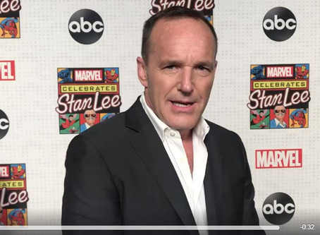 "Clark Gregg hosts ""Celebrating Stan Lee"" on ABC"