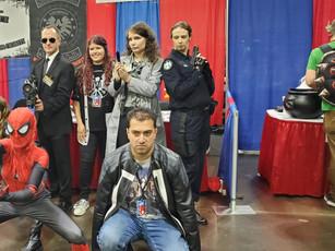 Cincinati Comic Expo 19