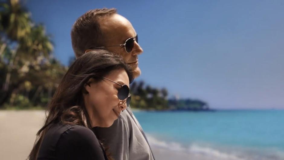 Coulson and May, Season 5