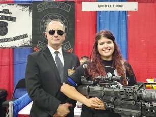 Coulson & Agents of Ohio Leader