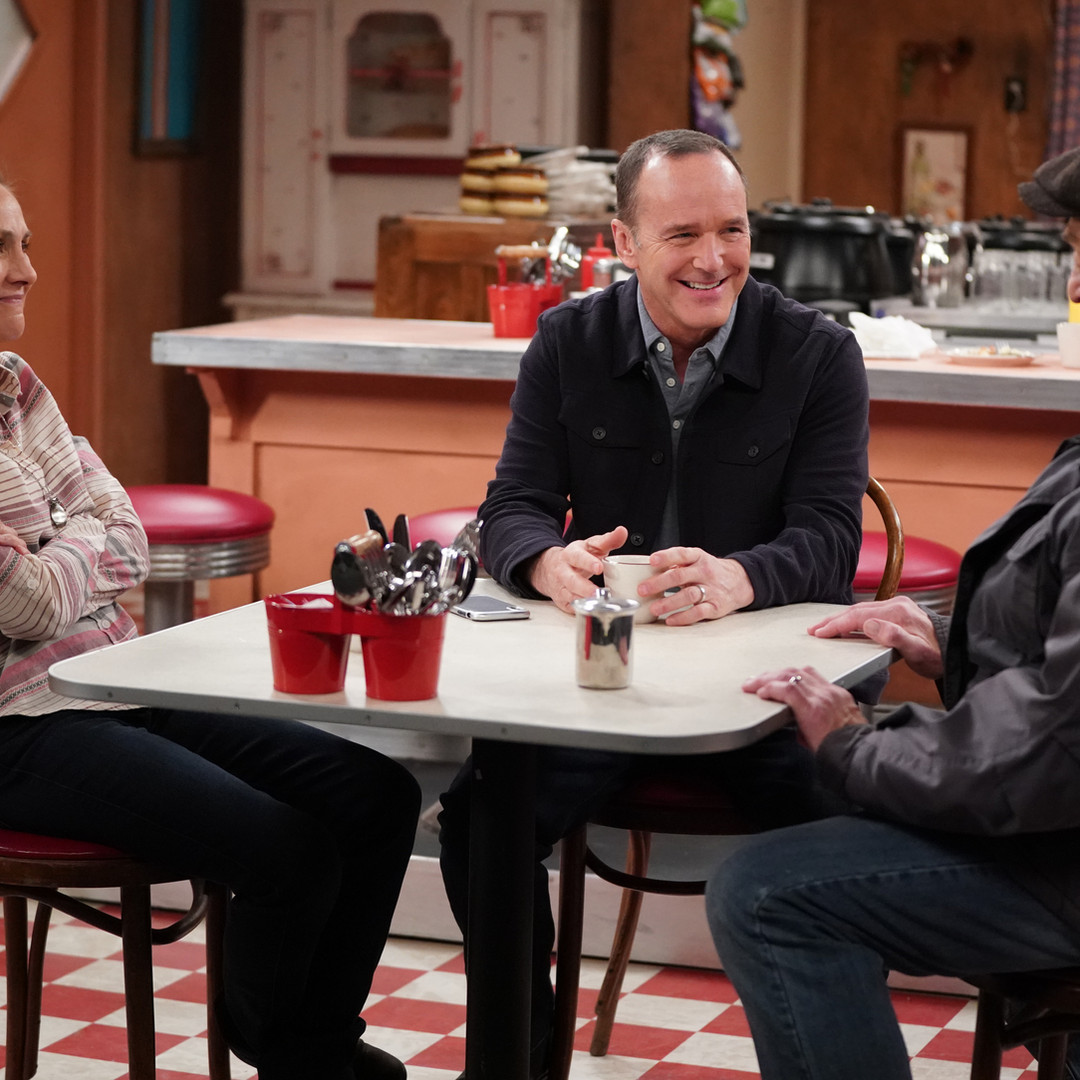 Clark Gregg, Laurie Metcalf,  John Goodman