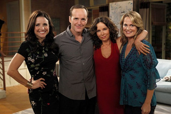 Juilia, Clark, Jennifer & Emily