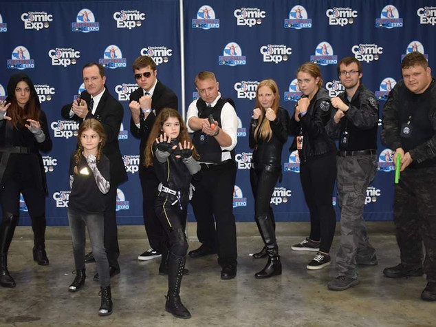 Agents of Shield Group Photo (2018)