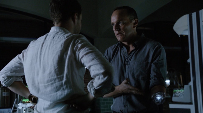 Coulson w/ Fitz