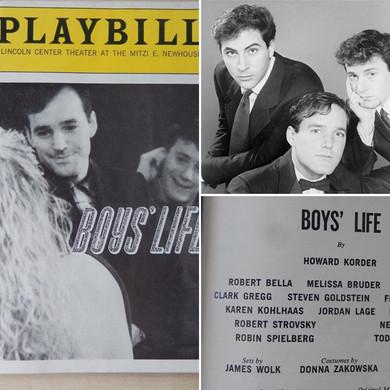 The Boy's Life (1988)
