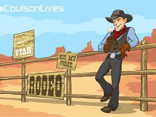 Cowboy Coulson @Ronda_w4