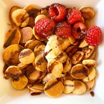 Pancake Cereal!