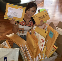 Ming-Na happy to receive fanmails