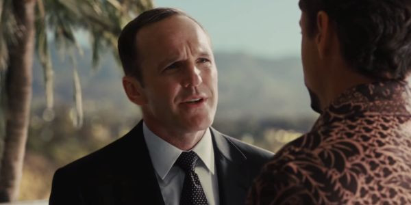 Coulson in Iron Man 2