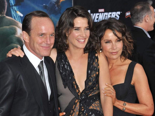 Clark, Jen & Cobie