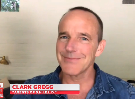 Clark Gregg appears on The Talk, discusses Final Season of Marvel's Agents of S.H.I.E.L.D.