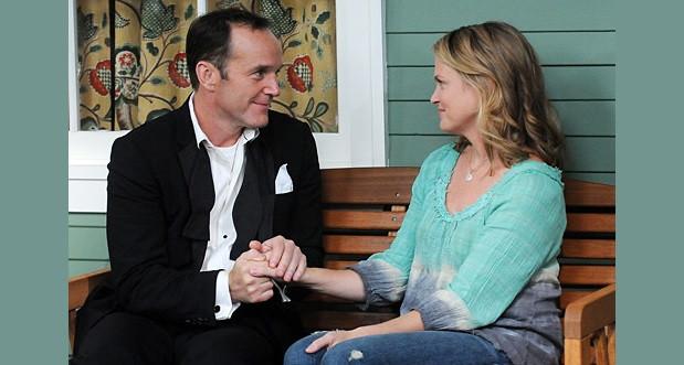 Richard and New Christine