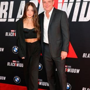 Black Widow premiere