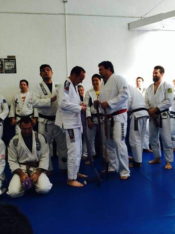 Black Belt Ceremony