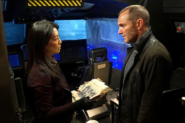 Coulson & May Season 5