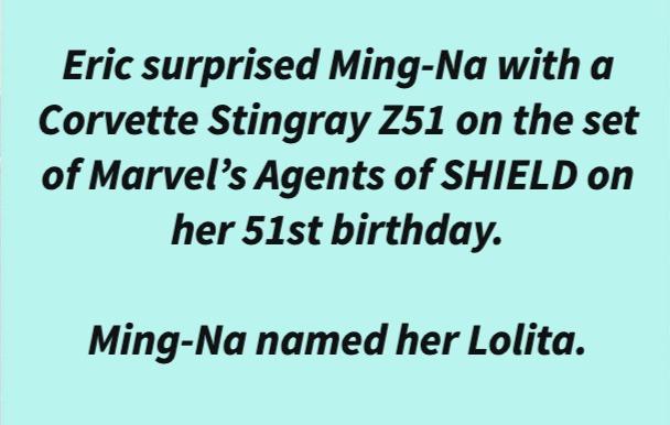 Ming-Na'a 51st Birthday