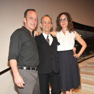 Clark, Jennifer and Joel Grey
