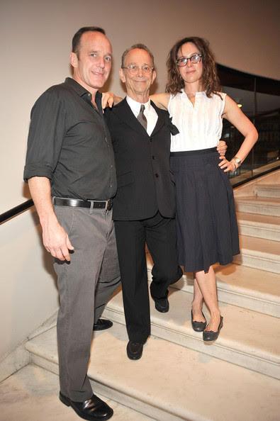 Clark, Jennifer and Joel Grey