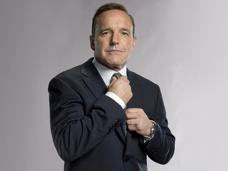 Are you ready to graduate from Clark Gregg University with a masters?