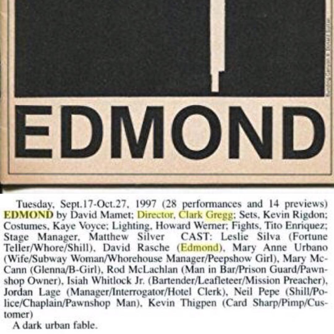 Edmond (1996)