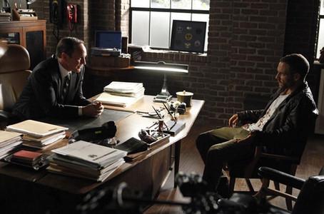Coulson, Season 2