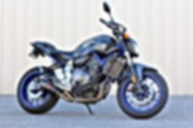 Yamaha FZ07