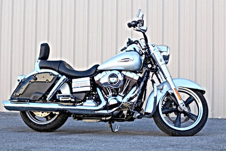 Harley Davidson Dyna Switcback