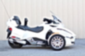 Can Am Roadster RT Limited Spyder SE6