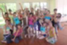 Raqs Tiki Workshop Fun 2015