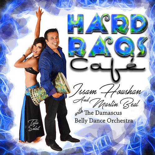Hard Raqs Cafe CD