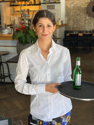 Sara Berfin Efe, Korner, Zürich