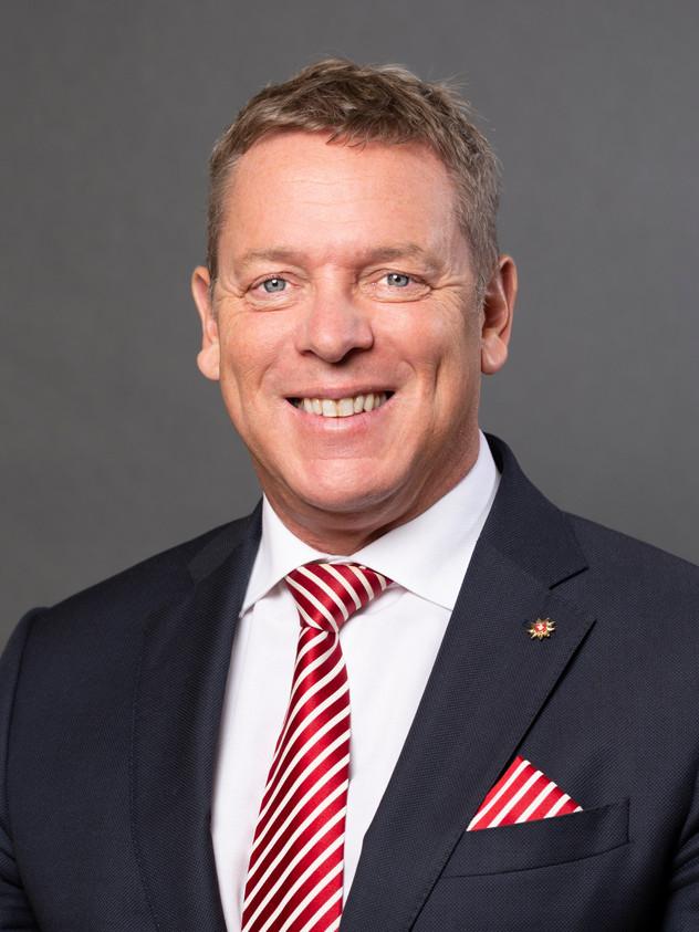 Casimir Platzer, Präsident GastroSuisse, Zürich