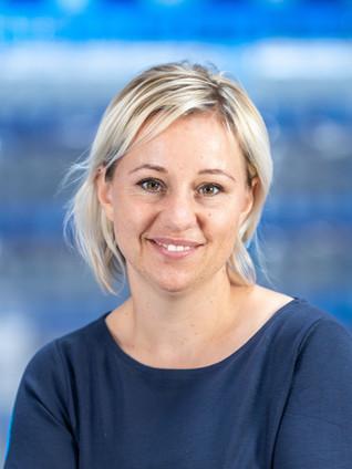 Linda Schwenk, Leiterin Marketing, Mineralquelle Bad Knutwil AG, Knutwil