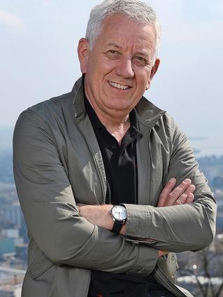 Röbi Koller, Moderator und Autor, Zug