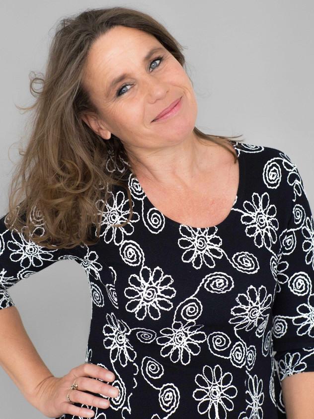 Marie Theres Relin, Schauspielerin, Journalistin, Autorin, D-Wasserburg am Inn