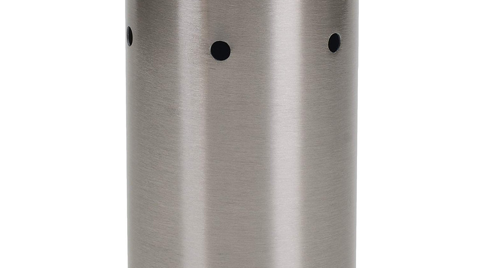 Silver Metallic Wax Melt Warmer
