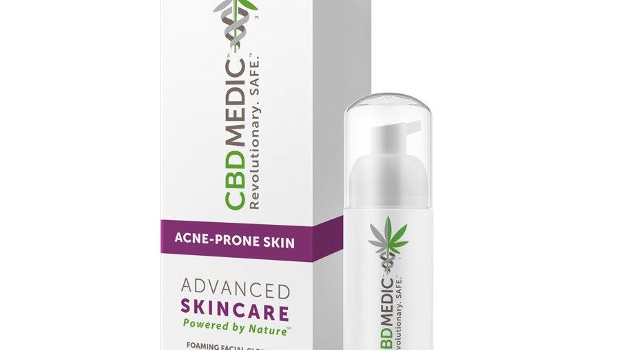 CBD Acne Foaming Facial Cleanser